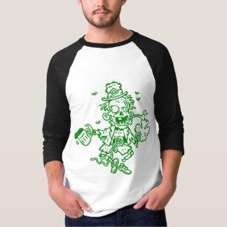 Zombie Leprechaun shirt