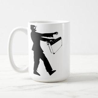 Zombie Librarian mug
