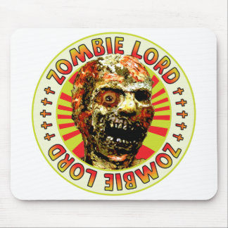 Zombie Lord Mouse Pad