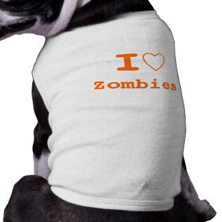 Zombie Loving Dog Halloween Pet Clothing