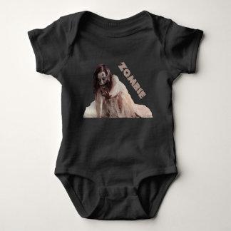 Zombie married baby bodysuit