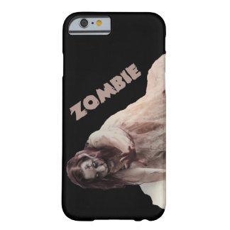 Zombie married barely there iPhone 6 case