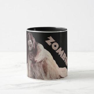 Zombie married mug