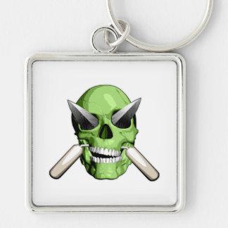 Zombie Mason Key Chains