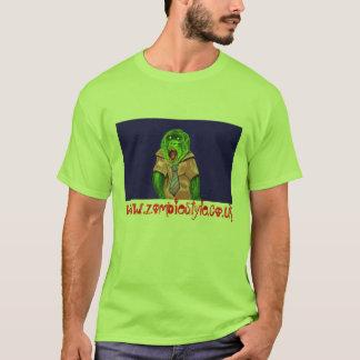 zombie monkey, www.zombiestyle.co.uk T-Shirt