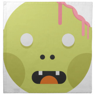 Zombie Monster Head Napkin