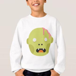 Zombie Monster Head Sweatshirt