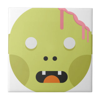 Zombie Monster Head Tile