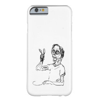 Zombie Morning Barely There iPhone 6 Case