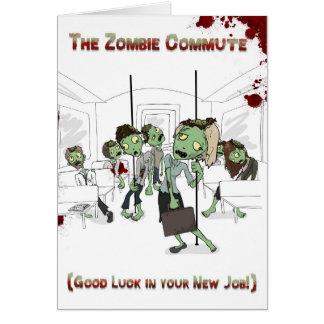 Zombie new job card