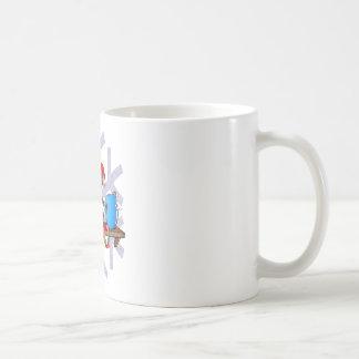 Zombie on a Shelf Coffee Mugs