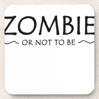 Zombie or not to be coaster