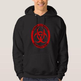 zombie outbreak hoodie
