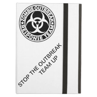 Zombie Outbreak iPad Air Covers