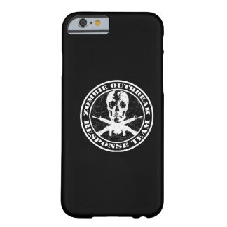 Zombie Outbreak Response Team Barely There iPhone 6 Case