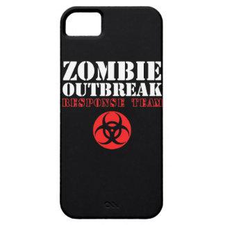 zombie outbreak response team bio hazard walking d case for the iPhone 5
