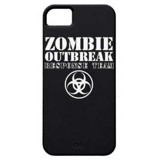 zombie outbreak response team bio hazard walking d iPhone 5 covers