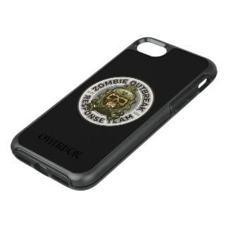 Zombie Outbreak Response Team OtterBox Symmetry iPhone 7 Case