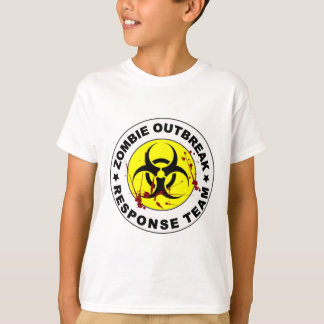 Zombie Outbreak Response Team. T-Shirt