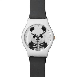 Zombie panda watches