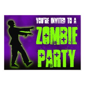 Zombie Party, Green Walker Card