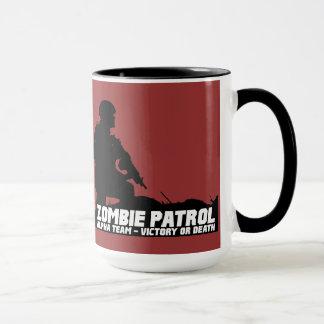 Zombie Patrol - Alpha Team, Victory or Death Mug