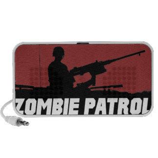 Zombie Patrol - Doodle Speaker