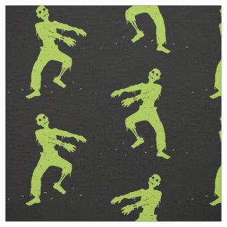 Zombie Pattern Fabric