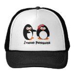 Zombie Penguin trucker hat