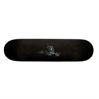 Zombie Pin-up girl of the seas Skate Board