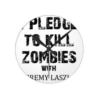 Zombie Pledge Merch Clock