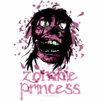 Zombie Princess Photo Cut Outs