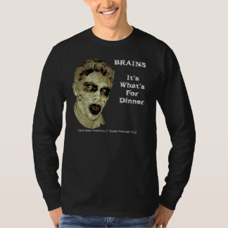 Zombie Prom Date - Brains T-Shirt