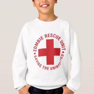 Zombie Rescue Unit Sweatshirt