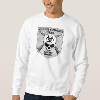 Zombie Response Team: Lincoln Division Sweatshirt