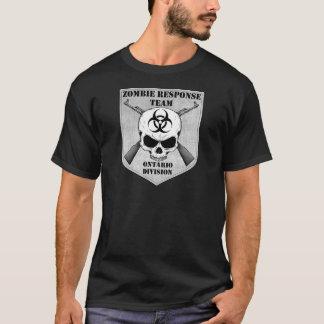 Zombie Response Team: Ontario Division T-Shirt