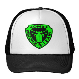 Zombie Response Team Trucker Hat