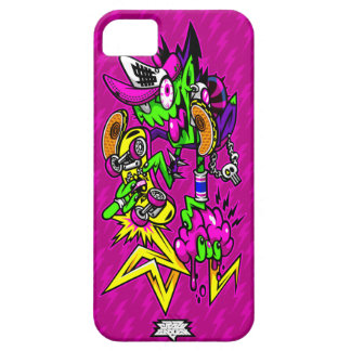 Zombie Rider iPhone 5 Cases