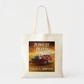 Zombie Road Tote Bag