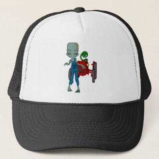 Zombie Roll Trucker Trucker Hat