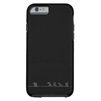Zombie run tough iPhone 6 case
