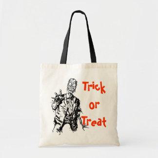 Zombie Shamble Trick ot Treat Bag