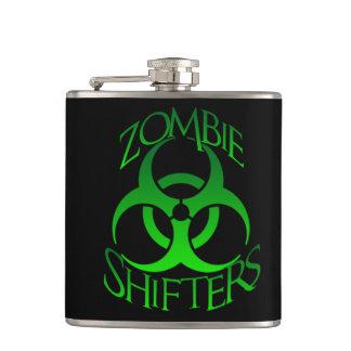 Zombie Shifters Flask