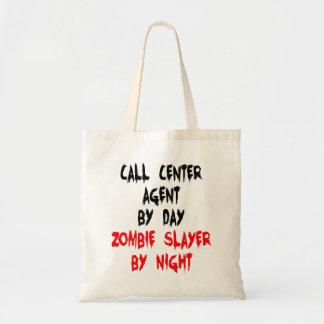 Zombie Slayer Call Center Agent