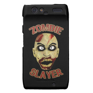 Zombie Slayer Motorola Droid RAZR Cases