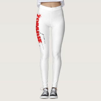Zombie Slayer Custom Leggings