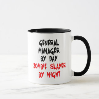 Zombie Slayer General Manager
