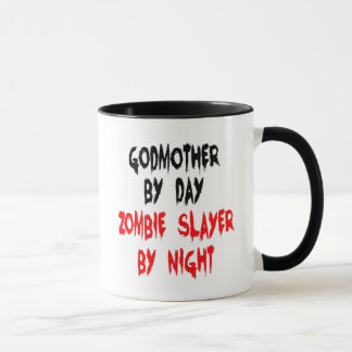Zombie Slayer Godmother Mug