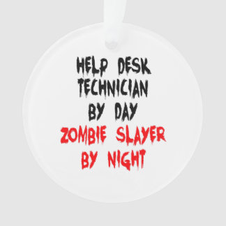 Zombie Slayer Help Desk Technician