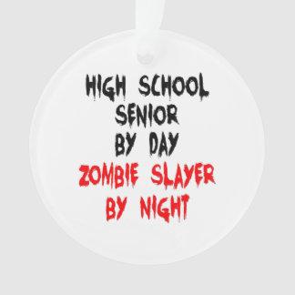 Zombie Slayer High School Senior